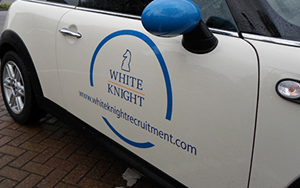 Storm Signs - Vehicle graphics